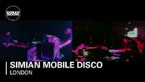 Simian Mobile Disco live in the Boiler Room [Video]