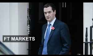 Rising deficit is taxing Osborne [Video]