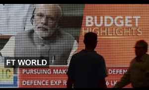 Business Positive About Indian Budget | FT World [Video]