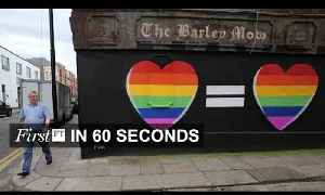 Ireland Votes Yes on Same-Sex Marriage | FirstFT [Video]