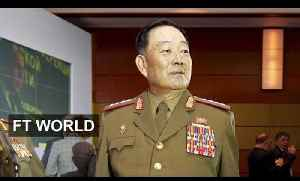 North Korea Executes Defence Minister | FT World [Video]