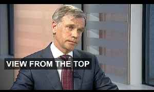 SME lending after the financial crisis | View from the Top [Video]