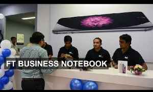 Apple turns attention to India | FT Business Notebook [Video]