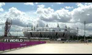 Olympics: the hottest ticket in town? [Video]