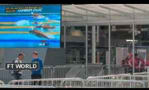 News video: London's ghost town Olympics