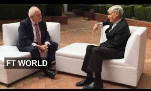 Robert Rubin and Martin Wolf on economic risks  | FT World [Video]