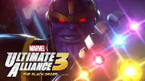 News video: Marvel Ultimate Alliance 3 - Nintendo Switch Official Announcement Trailer | The Game Awards 2018