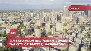 An NHL Team Is Coming To Seattle [Video]