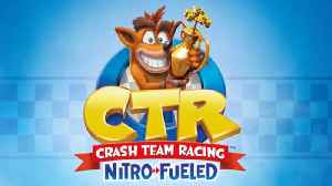 News video: Crash Team Racing Nitro-Fueled Reveal Trailer | The Game Awards 2018