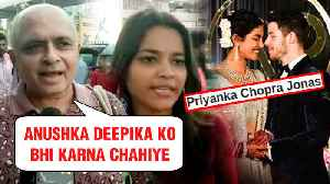 Public REACTION On Priyanka Chopra CHANGING HER NAME After Marriage [Video]