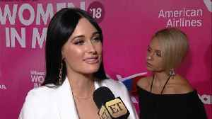 Kacey Musgraves Says Women in Music 'Deserve' a Fair Shot (Exclusive) [Video]