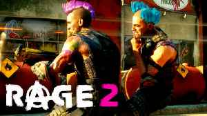 RAGE 2 - Official Open World Trailer | The Game Awards 2018 [Video]