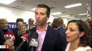 Trump Jr. Jabs Ocasio-Cortez: 'Americans Want To Walk Their Dogs, Not Eat Them' [Video]