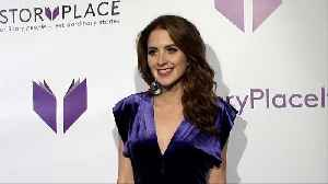 "Ivana De Maria ""StoryPlace"" Official App Launch Party Purple Carpet [Video]"