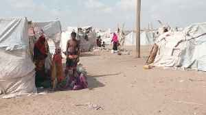 Inside Yemen's destitute refugee camp [Video]