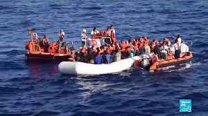 News video: Migrant rescue ship Aquarius to end operations