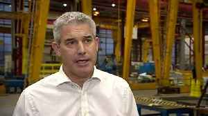 Stephen Barclay: Deal responds to business owners' concerns [Video]