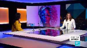 Music: Nigerian afrobeat superstar Seyi Shay on FRANCE24! [Video]