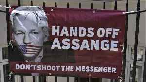 Assange Should Hand Himself In If UK 'Guarantees His Life' [Video]