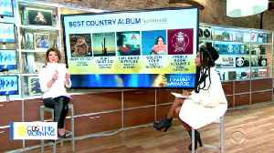 News video: 2019 GRAMMY Nominations Announced On CBS This Morning