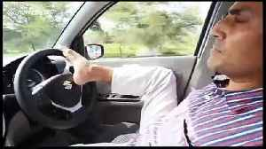 Indian man without arms overcomes all obstacles to become successful driver [Video]