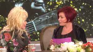 The Talk - Dolly Parton Clears Up 'Threesome' Comment With Jennifer Aniston [Video]