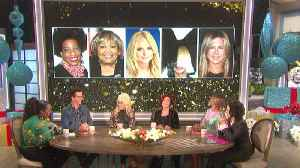 The Talk - Dolly Parton Reacts To 'Girl in the Movies' Golden Globe Nomination [Video]