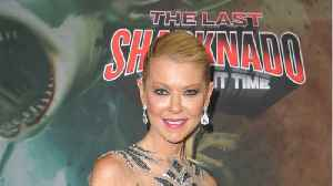 Tara Reid Files $100 Million Suit Over 'Sharknado' Slot Machines [Video]