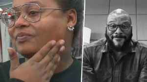 Parents Cry After Tyler Perry Pays $434,000 Worth of Walmart Layaways [Video]