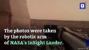 NASA Releases Stunning Mars Images From InSight Lander [Video]