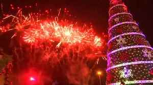 How Cities Across the World Are Getting in the Christmas Spirit [Video]