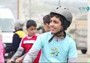 White Helmets Host Bicycle Race for Idlib Town Children [Video]