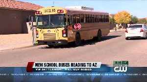 Ducey announces $16 million for new school buses from suit [Video]
