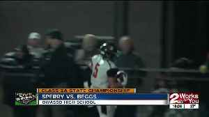 Sperry defeats Beggs, 35-14 to claim Class 2A State Championship [Video]