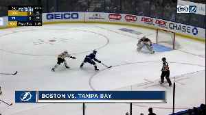 Tampa Bay Lightning beat Boston Bruins 3-2 for 5th consecutive win [Video]