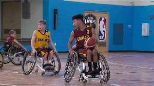 Local team provides path to college basketball [Video]