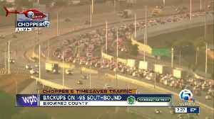 Deadly crash closes I-95 in Broward County [Video]