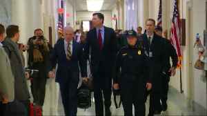 Comey arrives to testify in House GOP probe [Video]