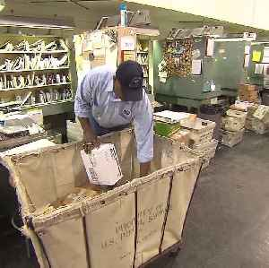 Here's why there's no regular mail on Wednesday [Video]