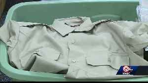 United Auto Workers to donate unsold clothes from Wentworth Military Academy to veterans [Video]