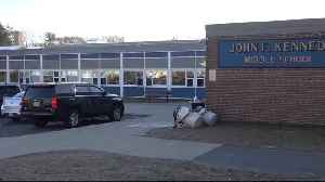 Student stabbed at Woburn middle school [Video]