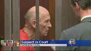 Golden State Killer To Be Represented By Public Defender [Video]