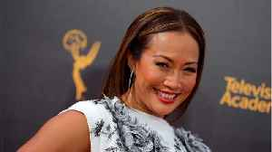 News video: Carrie Ann Inaba Replaces Julie Chen Moonves On The Talk