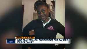 NBA players join fundraiser for family of Sandra Parks [Video]