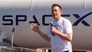 News video: Elon Musk Says Boring Company's Tunnel To Be Shown With Extra Features