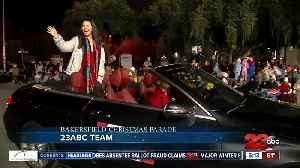 Team 23 in the Bakersfield Christmas Parade [Video]