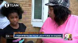 I-Team: Are black teens more vulnerable to police force? [Video]