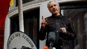 News video: Ecuador president says there is 'path' for Assange to leave London embassy