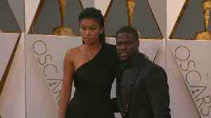News video: Kevin Hart quits 2019 Oscars host job after