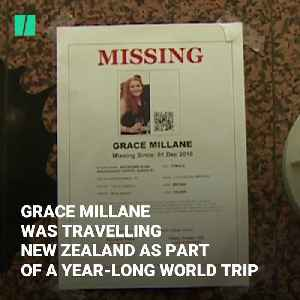 Grace Millane's Father Makes Emotional Plea After Her Disappearance In NZ [Video]
